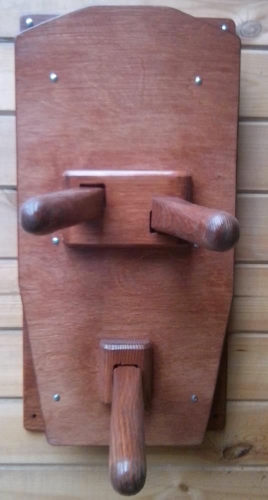 Сделать деревянный манекен своими руками