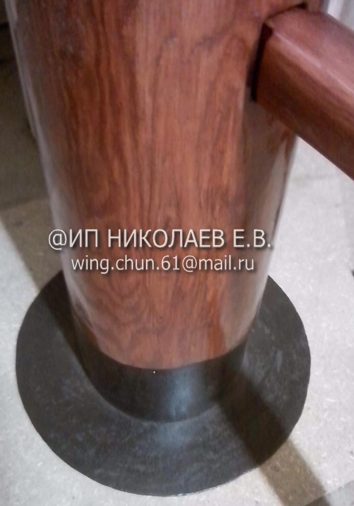 деревянный манекен круг