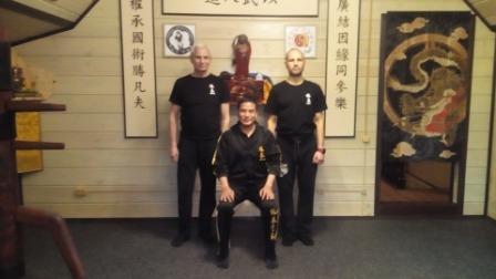вин чун деревянный манекен kung-fu